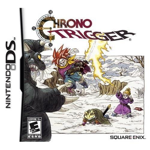Chrono Trigger (Nintendo DS) 北米版