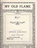 img - for My Old Flame [Sheet Music] book / textbook / text book