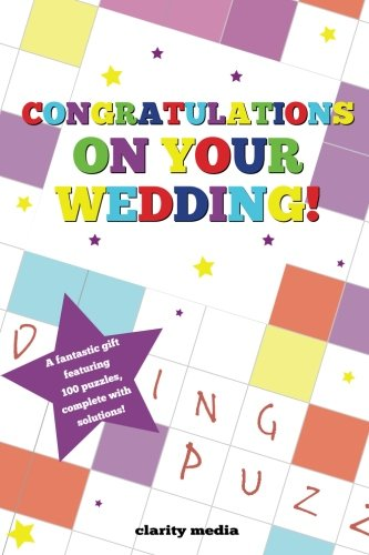 Congratulations On Your Wedding puzzle book PDF