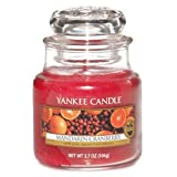 Yankee Candle Small Jar Candle, Mandarin Cranberry