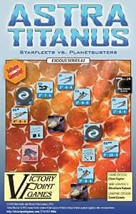 Astra Titanus - Starfleets vs. Planetbusters! Exodus Series #2 - Board Game