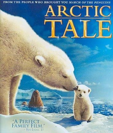 Cover art for  ARCTIC TALE (BD)