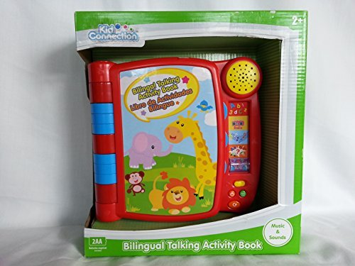 Kid Connection Bilingual Talking Activity Book