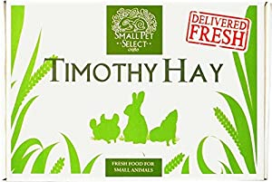 Small Pet Select Timothy Hay Pet Food, 50-Pound