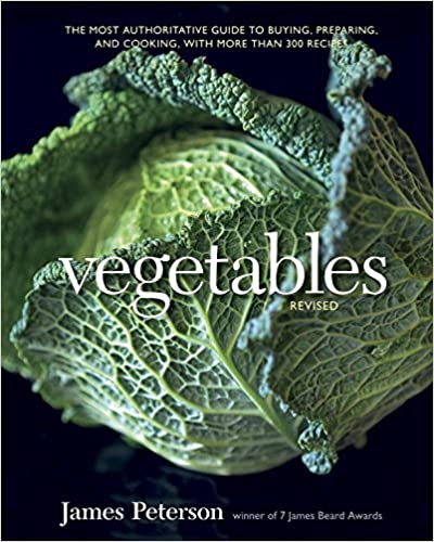 Vegetables by James Petersen | © amazon.com