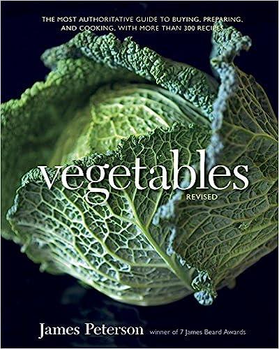Vegetables by James Petersen | © amazon.com