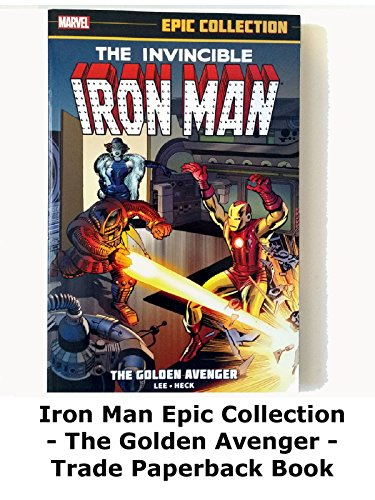 Review: Iron Man Epic Collection