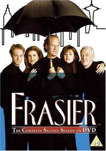 Frasier - Season 2 [DVD]