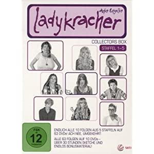 Ladykracher Collectors Box