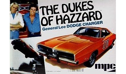 Shérif, fais-moi peur General Lee maquette 1/25 General Lee 1969 Dodge