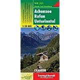 Freytag Berndt Wanderkarten, WK 321, Achensee - Rofan - Unterinntal, GPS, UTM - Maßstab 1:50 000