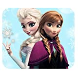 Hot Cartoon Frozen Design Cloth Cover Rectangle Mouse pad Mousepad056