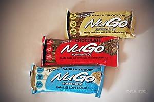 Nugo 24 Bar Variety Pack