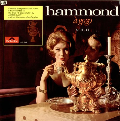 James Last - Hammond a Gogo Vol:2 - Zortam Music