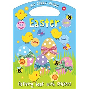 My Carry-along Easter: Activity Book with Stickers (My Carry Along Activity Book)