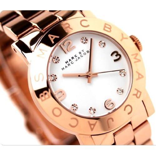 早いもの勝ち! 【正規海外輸入品】 マークバイ マークジェイコブス MARC BY MARC JACOBS 腕時計 MBM3077