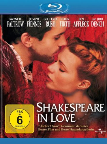 Shakespeare in Love [Blu-ray]