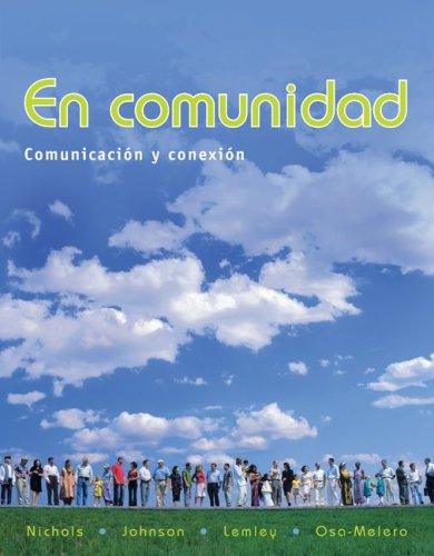 En comunidad: Comunicacin y conexin