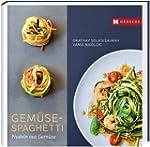 Gem�se-Spaghetti: Nudeln aus Gem�se