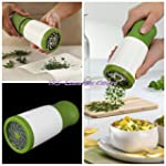 1pc herb grinder Spice Mill Parsley S...