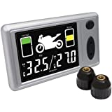 Accutire MS-4362GB Motorcycle Tire Pressure Monitor System