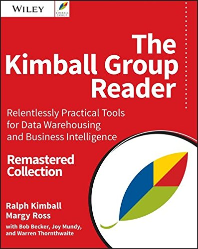 The Kimball Group Reader: Relentlessly Practical Tools for Data Warehousing and Business Intelligence Remastered Collection [Kimball, Ralph - Ross, Margy] (Tapa Blanda)