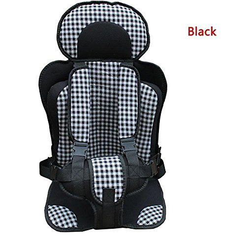 AngelicaAPCA Safety Baby Child Car Seat, Toddler Infant Convertible Booster Chair Lattice S