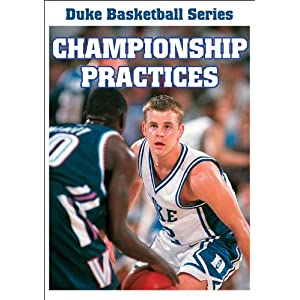 Duke Basketball Series: Championship Practices DVD movie