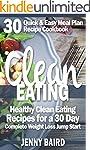 Clean Eating: Healthy Clean Eating Re...