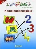 Kombinationsspiele: Mal- und Rätselspaß