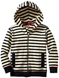 Hatley Boys 2-7 Boys Zip-Up Stripes Hoodie