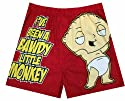 Family Guy - Stewie Bawdy Little Monkey Boxer for men