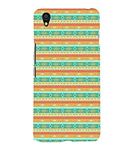 ifasho Designer Phone Back Case Cover OnePlus X :: One Plus X ( Cowboy Skull With Snake and Guns )