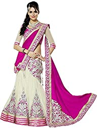 Fab Pandora Pink Colour Net designer collection lehenga choli/heavy embroidered lehenga choli / partywear lehenga choli