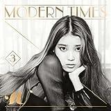 IU 3集 - Modern Times (通常版)(韓国盤)
