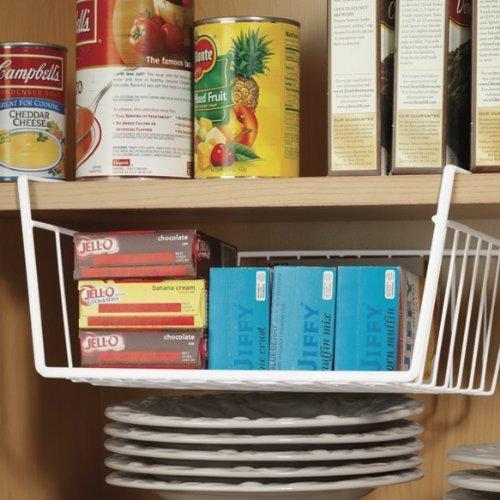 Pro-Mart DAZZ Undershelf Stackable Basket, Small (Dazz Organizer compare prices)