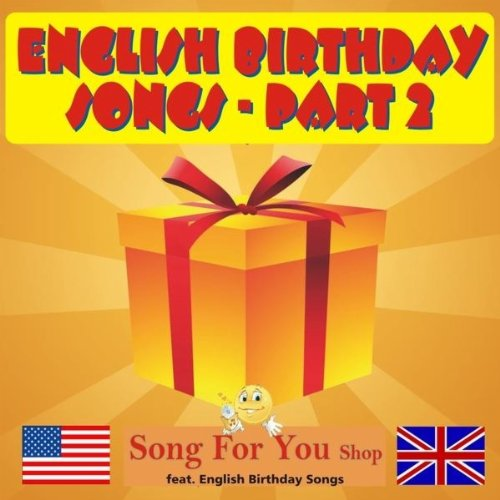Your Own Birthday Song: Aunty (feat. English