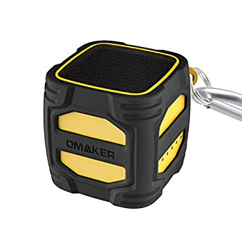 Omaker W4N Portable Mini Bluetooth Speaker with 12 Hours Playtime,W4 New Generation ,Small Wireless Bluetooth Speakers for Office, Home and Trips