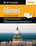 Illinois State Road Atlas &amp; Travel Guide