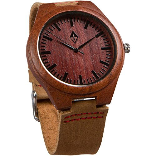 wood-grain-handmade-mens-red-sandalwood-natural-wooden-watch-with-genuine-brown-leather-band