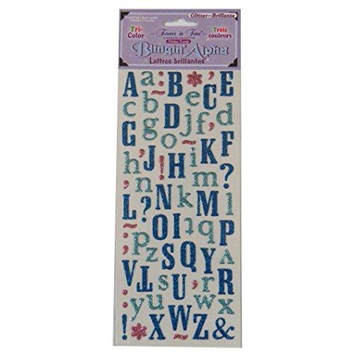 brillo-de-color-elevo-alfabeto-y-la-gramatica-pegatinas-rosa-aguamarina-y-verde-azulado-arte-fabrica