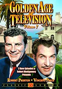 Golden Age Of Television - Volume 7: Ringmaster / Maggie, Pick Up Your Bags
