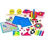 Saxon Homeschool: Manipulative Kit 1st Edition
