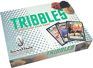 Star Trek Tribbles Customizable Card Game