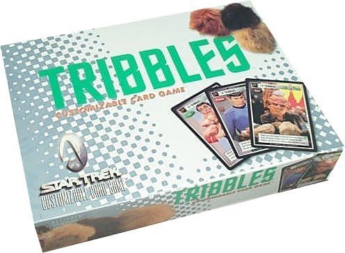 Star Trek Tribbles Customizable Card Game - 1