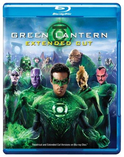 Cover art for  Green Lantern [Blu-ray]