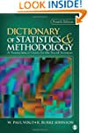 Dictionary of Statistics & Methodolog...