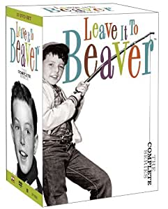 Leave it to Beaver: The Complete Series (37-DVD Set)