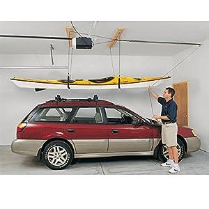 Harken 4-Point Kayak Hoister System Storage Solution-10-60