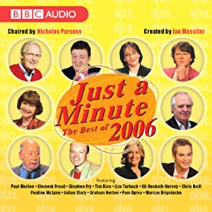 Just A Minute Radio/TV Program